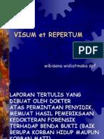 Visum et Repertum WW.ppt