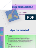Learning Resources 2013