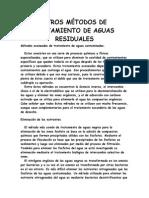 OTROS MÉTODOS DE TRATAMIENTO DE AGUAS RESIDUALES.docx