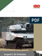 Leopard 2 A4 Evolution