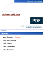 Advanced Lean