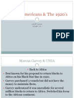 african americans  the 1920s part ii