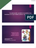 Ciencias del Apz y Constructivismo.pdf