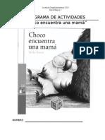 1º PROGRAMA DE ACTIVIDADES Choco encuentra a su mamá.doc