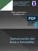 Demarcación del área a Rehabilitar.pptx