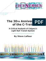 30th Anniversary of the C Train
