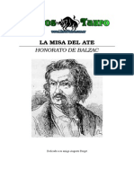 Balzac, Honorato De - La misa del ateo.doc