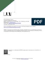 Emerson - Social exchange theory.pdf