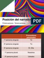 Primera Persona - Segunda Persona - Tercera Persona.pptx
