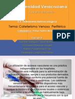Cateterismo venoso periferico.pptx