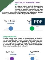 ejercicios conservación del momentum.pptx
