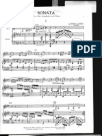 Lunde Sonata Piano