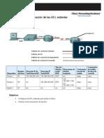 1. Configuración y verificación de las ACL estándar.doc