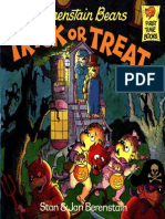 Stan & Jan Berenstain -The Berenstain Bears Trick or Treat