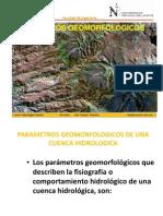 4. PARAMETROS GEOMORFOLOGICOS.ppt