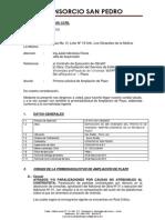 CARTA CSP Nº 0041 .05.2012 SUPERVISION ENTREGA DE AMPLIACION Nº 01.docx