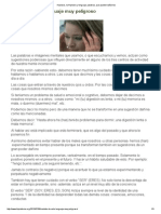Cuidate da las palabras peligrosas.pdf
