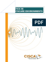 Acoustics in Healthcare Environments_CISCA