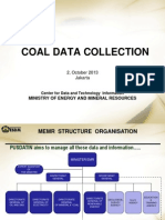 RI Coal Data Collection System 2013 ESDM
