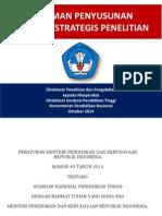 Pedoman-Penyusunan-Renstra-Penelitian-Dikti-Juni-new-2014.pptx