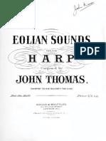 THOMAS Eolian Sounds