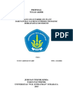 PROPOSAL TA DESAIN PABRIK LPG PLANT .docx