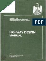 Highway Design Manual iraq