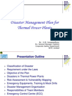 NTPC disaster management plan dmp_tpp.ppt
