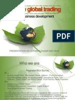 coconut sugar presentation gelignite global trading nov 2014 no prices