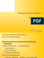 Reward Systems I