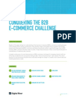 White Paper Digital River B2B ECommerce