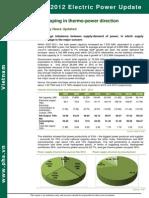 Utilities Industry 9M12 Review-20130102-Vietnam