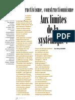 texte - elkaim - limite constructionnisme - Copie.pdf