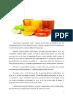 Metode rapide de determinare a parametrilor microbiologici în sucul de fructe