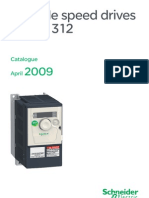 Schneider Electric - ATV 312 Drive Catalog