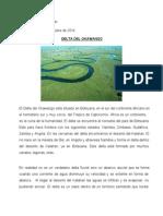 Redacción Delta Del Okawango