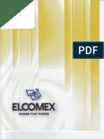 Catalog Elcomex IEA
