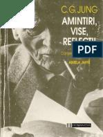 Carl Gustav Jung - Amintiri, Vise, Reflectii