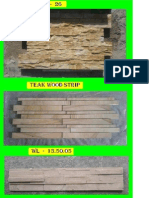 Indian Wall Cladding