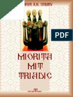 Mioriţa mit triadic - de Gh. A. M. Ciobanu