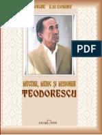 Mecena, medic, misionar - Teodorescu