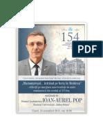 """""""Maramureșul … intrând pe furiș în Moldova"""" –  reflecții pe marginea unei idei de unire românească menționate la 1547"""