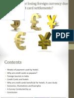 Credit Card Settlement