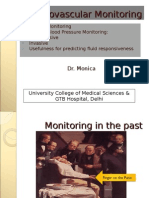 Cardiovascular Monitoring1