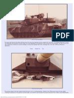 105mm Gun Tank M1 Abrams
