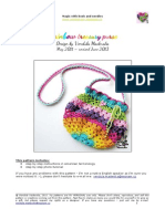 Rainbow Treasury Purse