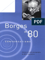 Borges, Jorge Luis - Borges at Eighty (New Directions, 2013)