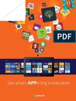 Microsoft :- Apps for Education