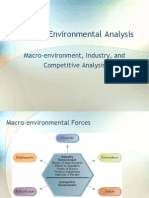 External Environmental Analysis.ppt