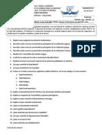 Historia I - Segundo Año - EXAMEN DIAGNOSTICO 2014 - FINAL.docx
